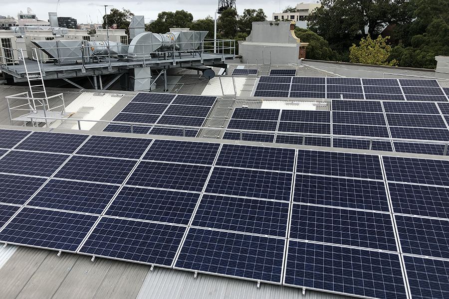 Warming Up To Solar Energy Dexus